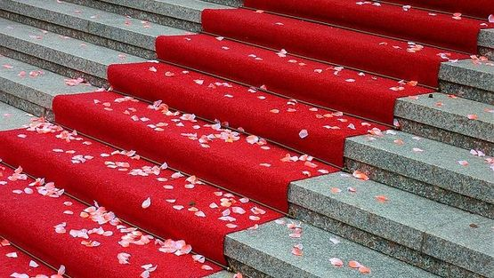 Give your event the red carpet treatment
